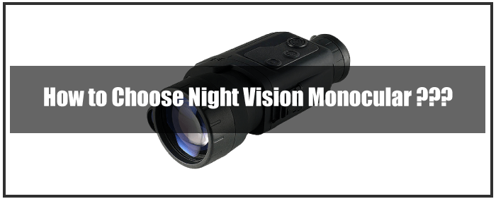 best night vision monocular under $500