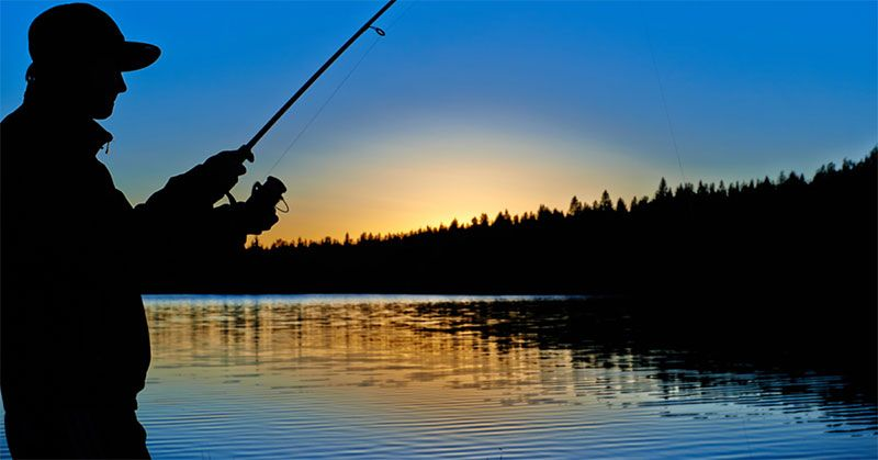 Prepare When Fishing at Night