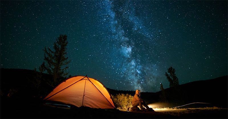 Things to do While Camping at Night
