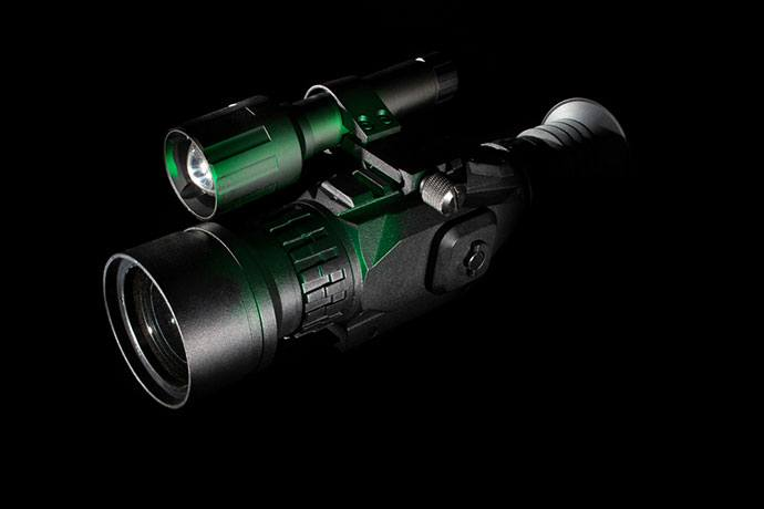 cheap clip on night vision scope