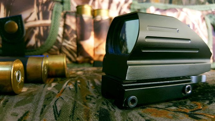 best red dot sight for air rifle