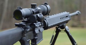 Hitting the Bullseye With the Best Night Vision Scope for AR15